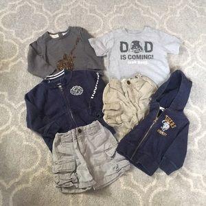 18-24ms boys clothing bundle